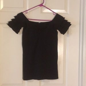 Guess Marciano Off Shoulder Tight Stretch Tube Top